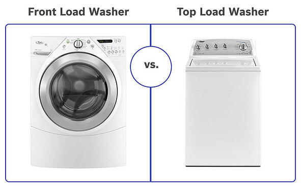 Top-Load-Vs-Front-Load-Washing-Machine